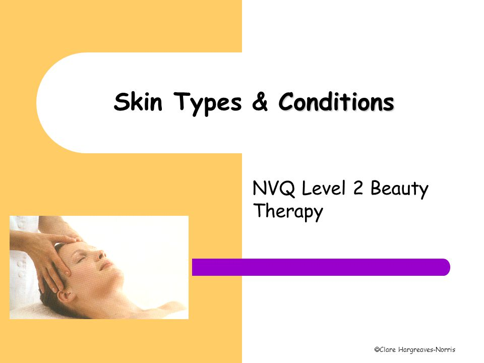 Skin Types & Conditions