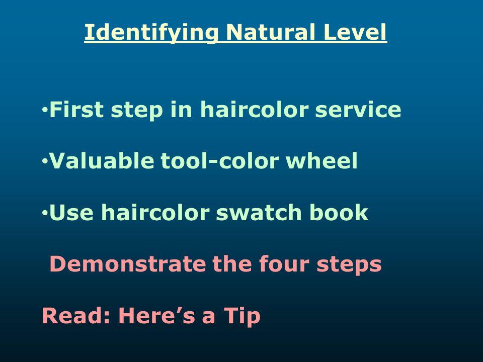 Identifying Natural Level