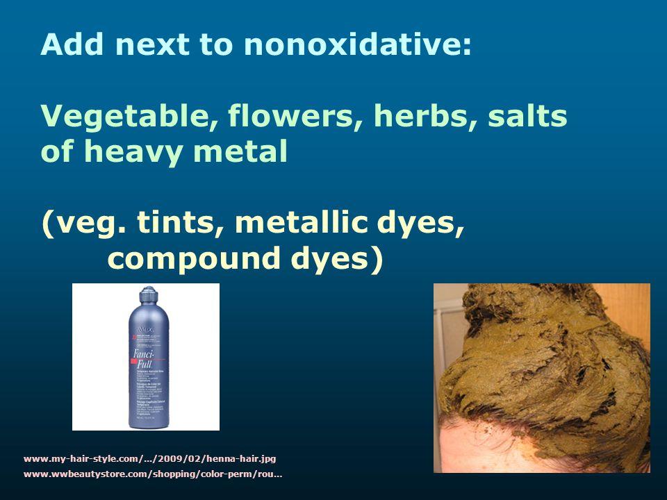 Add next to nonoxidative:
