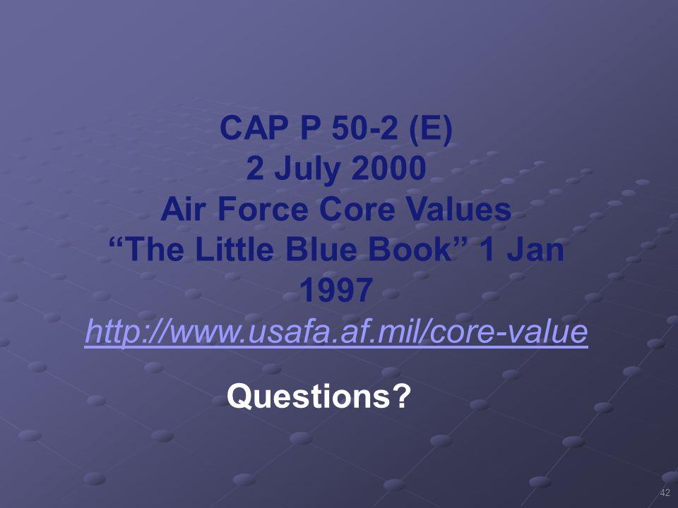 The Little Blue Book 1 Jan 1997