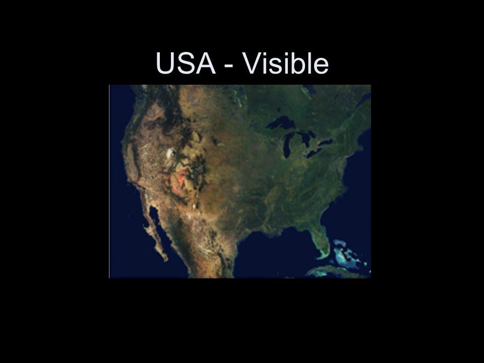 USA - Visible