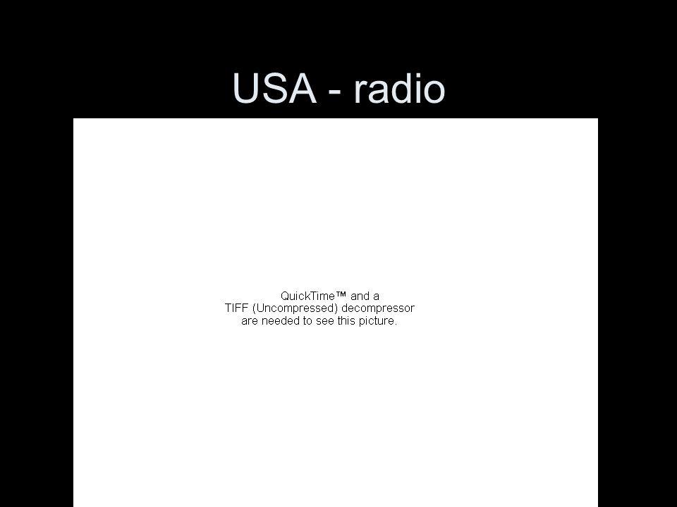 USA - radio