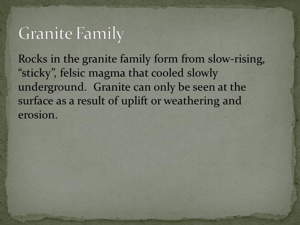Granite Family