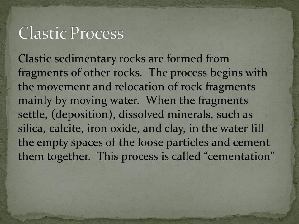 Clastic Process