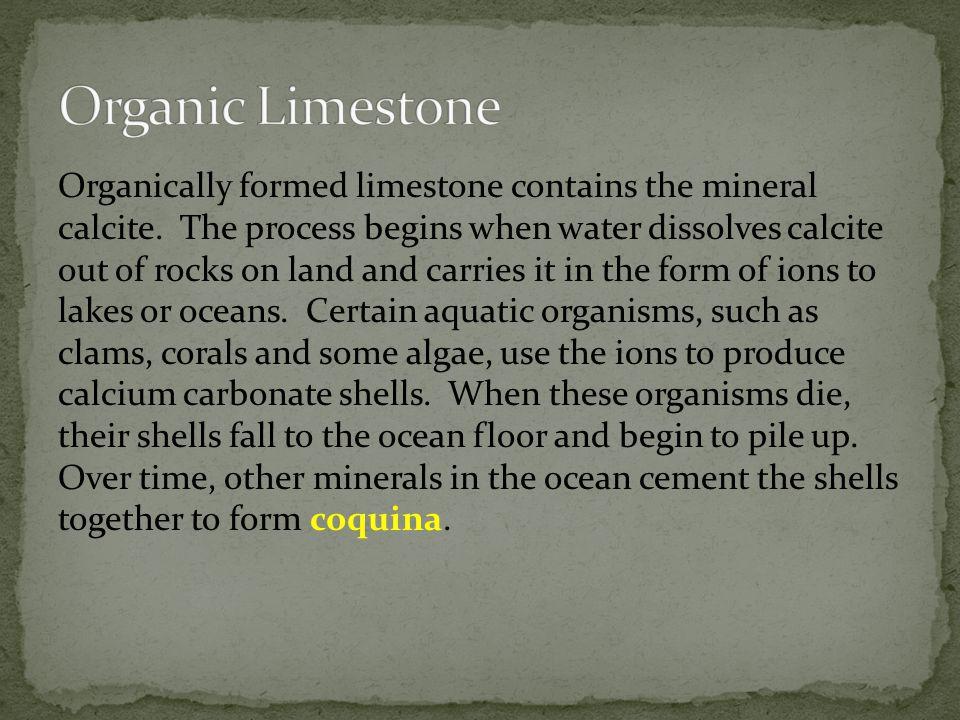 Organic Limestone