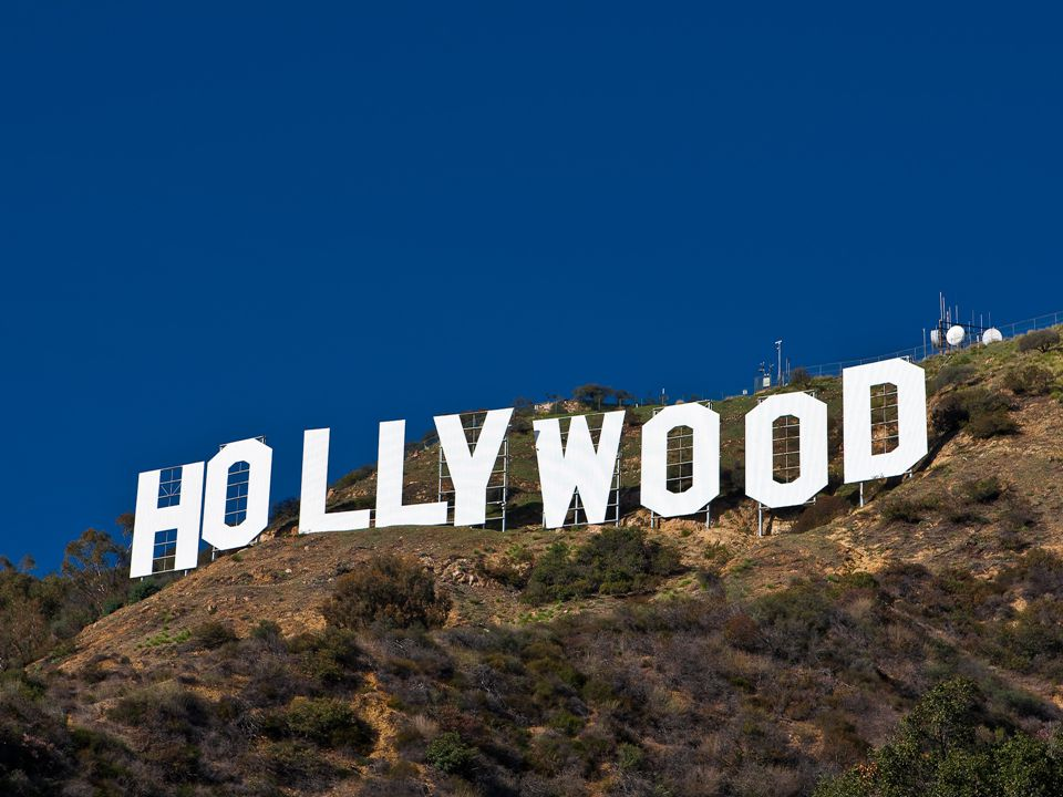 Hollywood is the world capital of filmed entertainment.