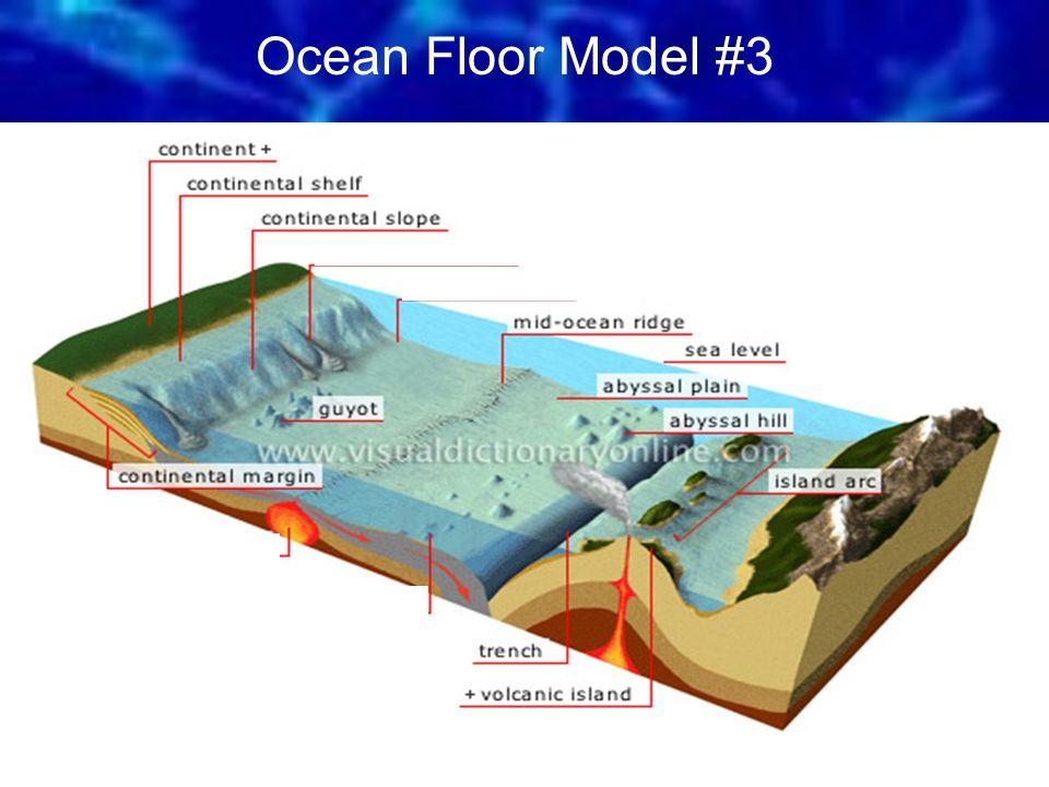 Ocean Zones Amp Ocean Floor
