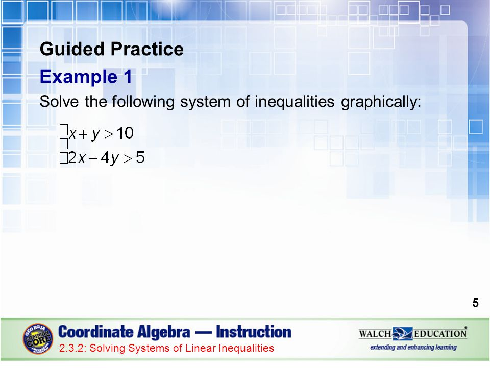 Guided Practice Example 1
