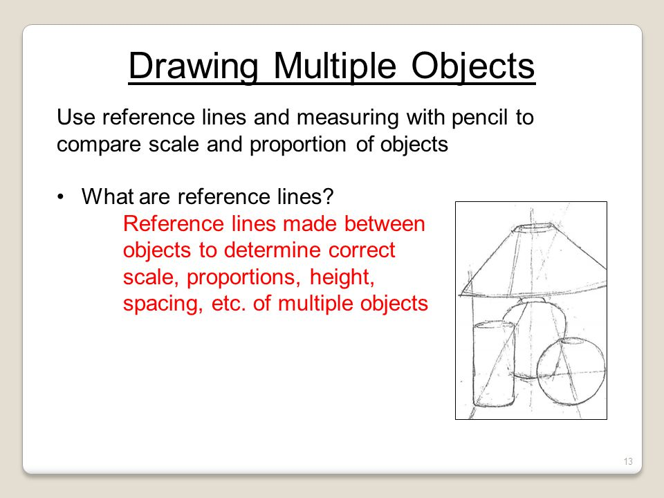 Drawing Multiple Objects