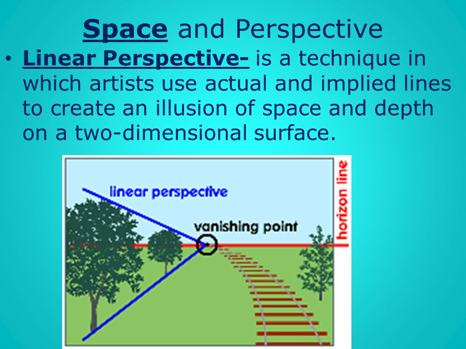 Space and Perspective