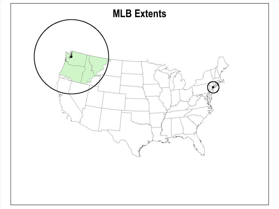 MLB Extents