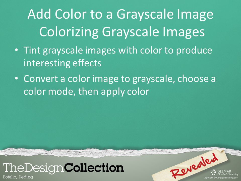 Add Color to a Grayscale Image Colorizing Grayscale Images