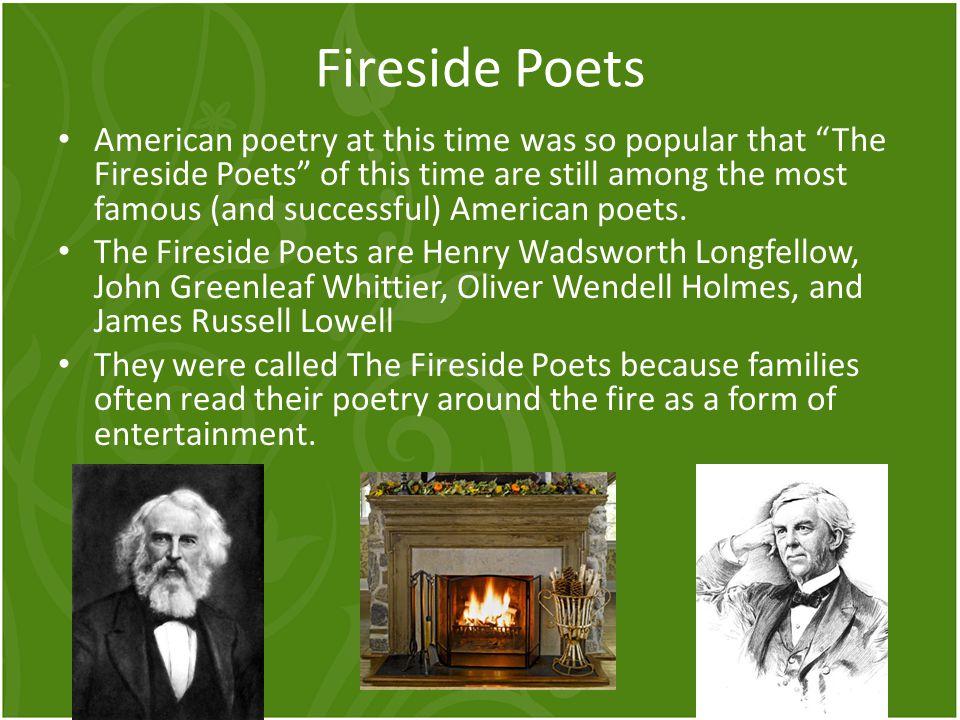 Fireside Poets