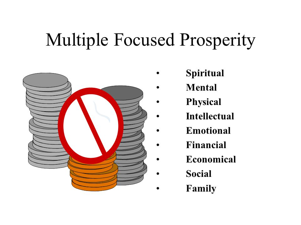 Multiple Focused Prosperity
