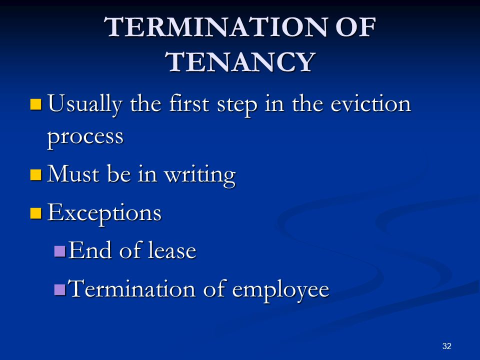 termination process essay A termination letter is used to validate the regulations being followed by the business or the company for the termination process to be cleared, and for it to follow a due process it is used as a document or prove that the employee was terminated justly following the appropriate termination procedure, and that due process was being followed.