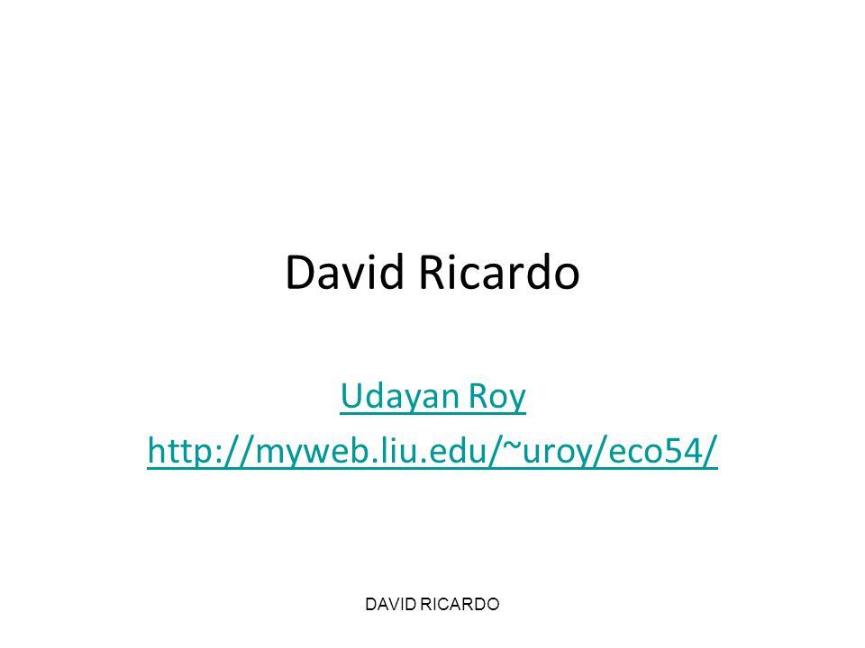 Udayan Roy http://myweb.liu.edu/~uroy/eco54/