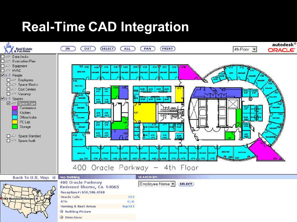 Real-Time CAD Integration