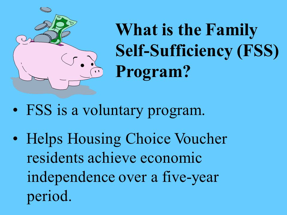 What is the Family Self-Sufficiency (FSS) Program