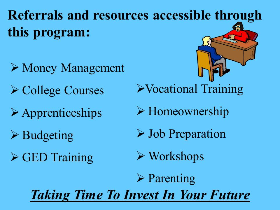 Taking Time To Invest In Your Future