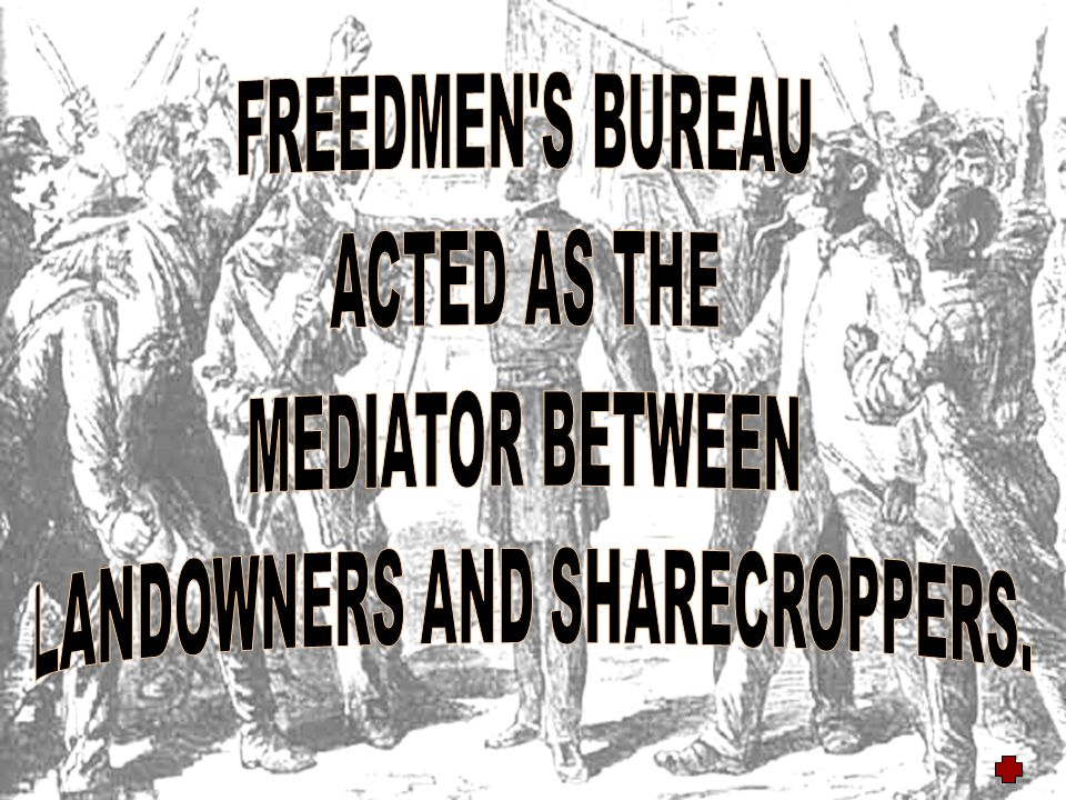 LANDOWNERS AND SHARECROPPERS.