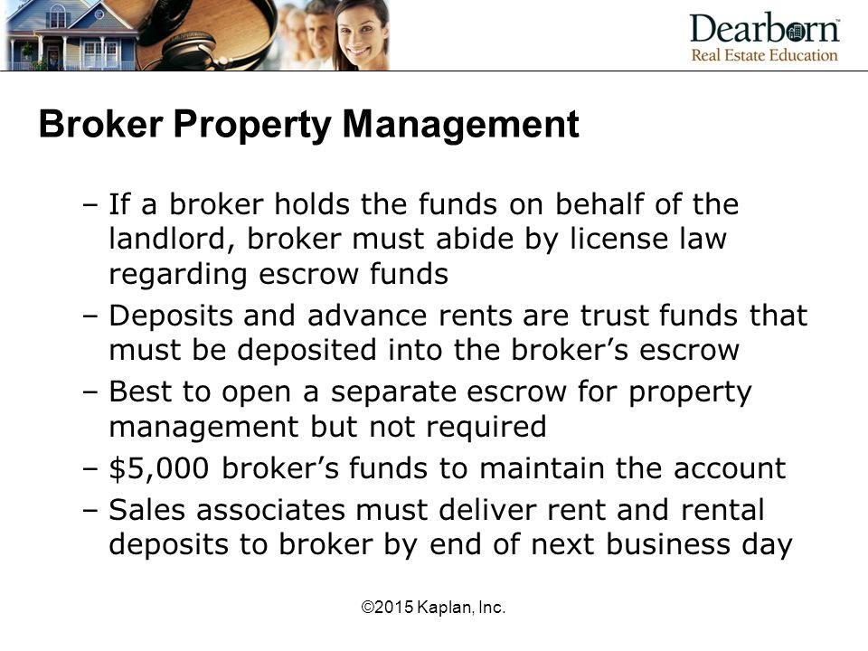 Broker Property Management