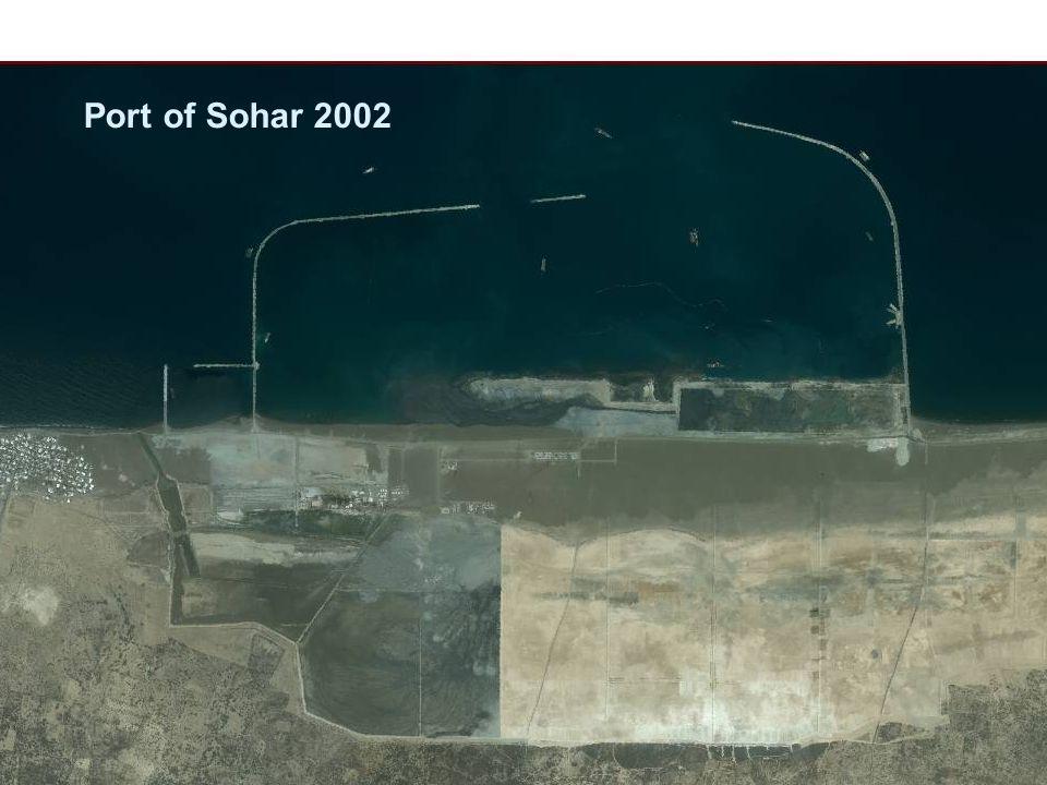 Port of Sohar 2002