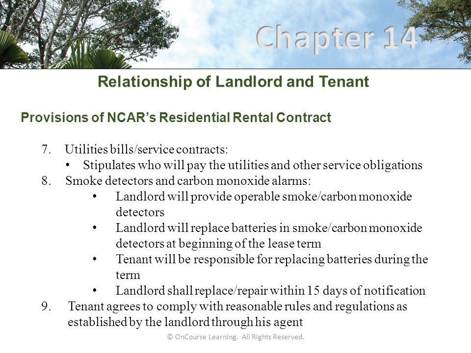 Relationship Of Landlord And Tenant - Ppt Download