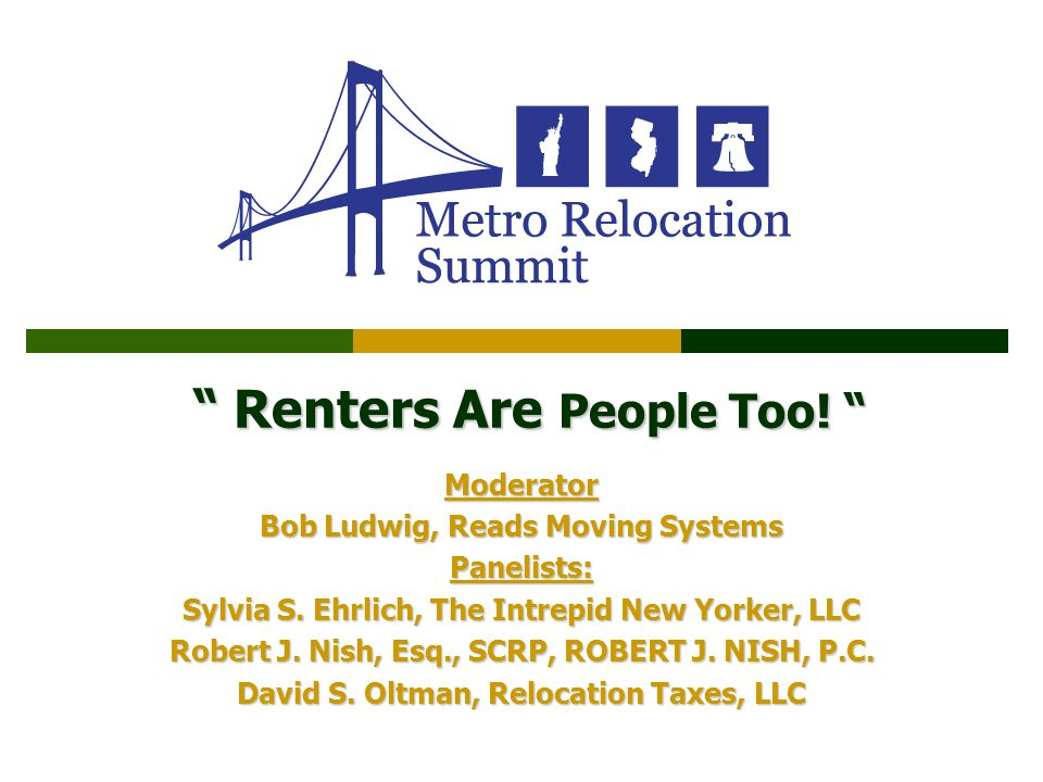 Renters Are People Too!