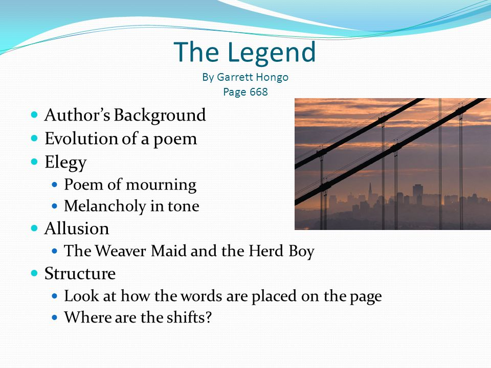The Legend By Garrett Hongo Page 668
