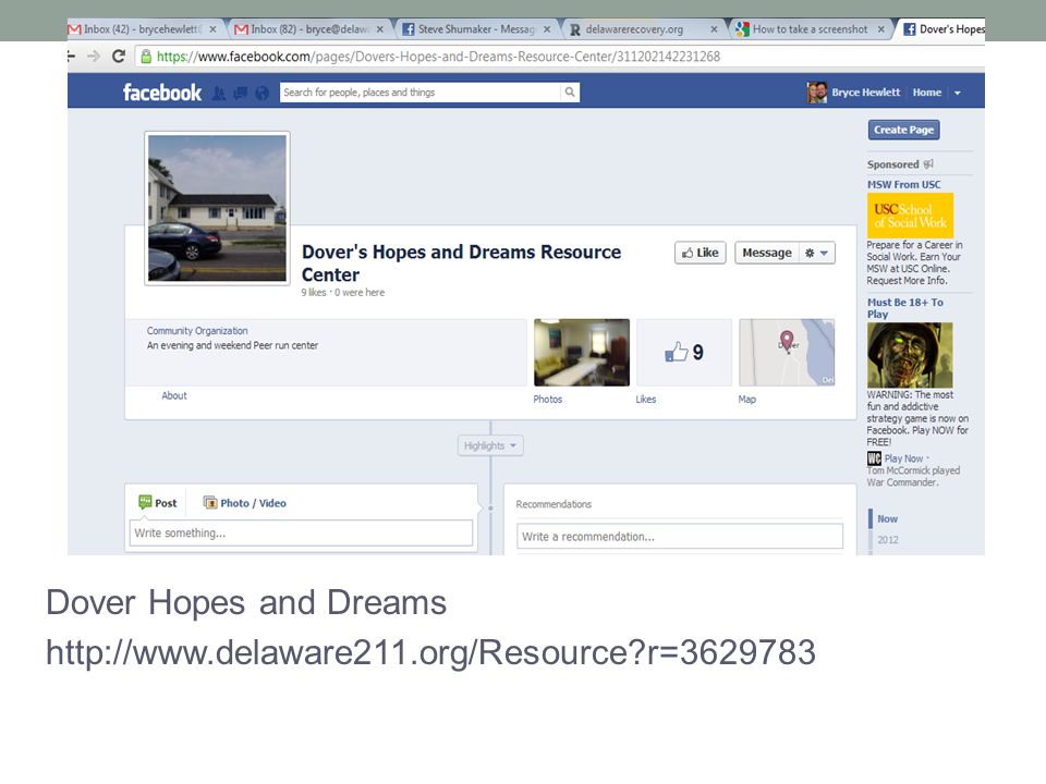 Dover Hopes and Dreams http://www.delaware211.org/Resource r=3629783