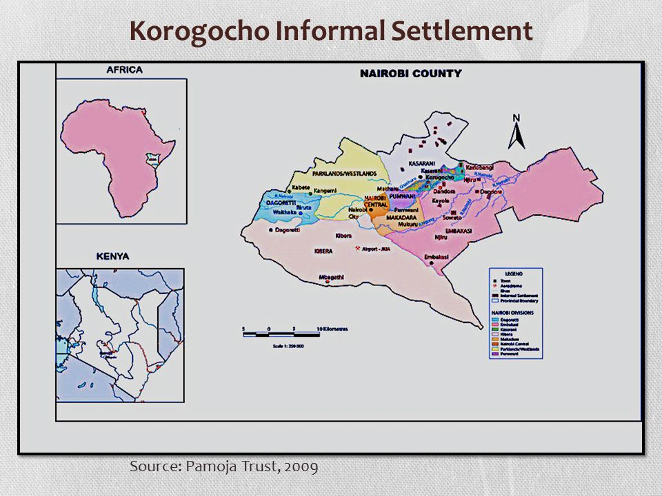 Korogocho Informal Settlement