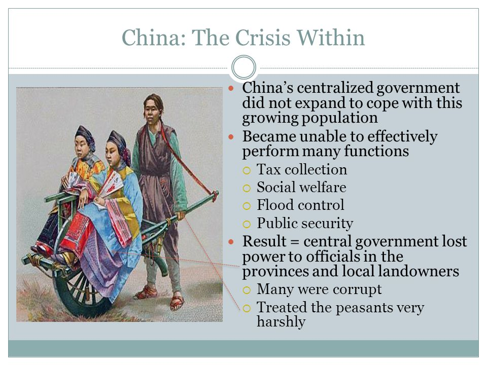 China: The Crisis Within