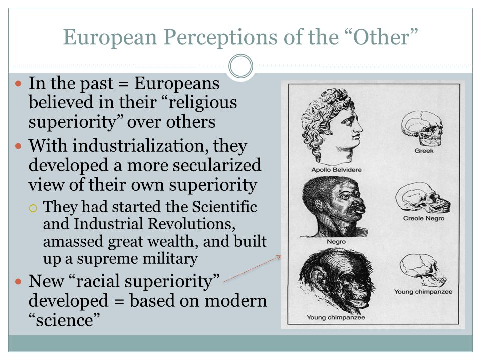 European Perceptions of the Other