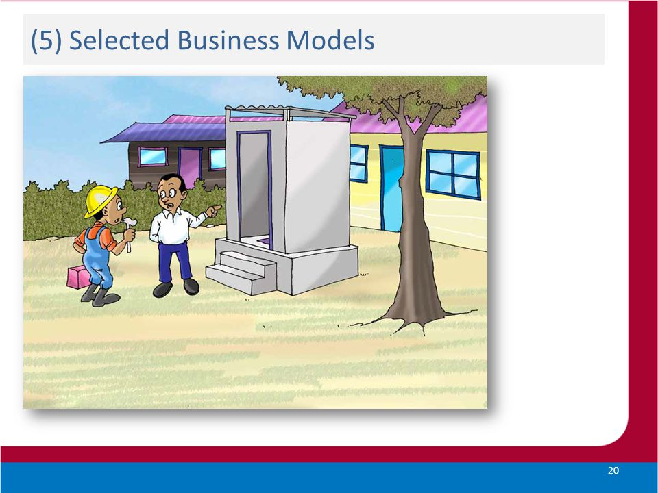 (5) Selected Business Models