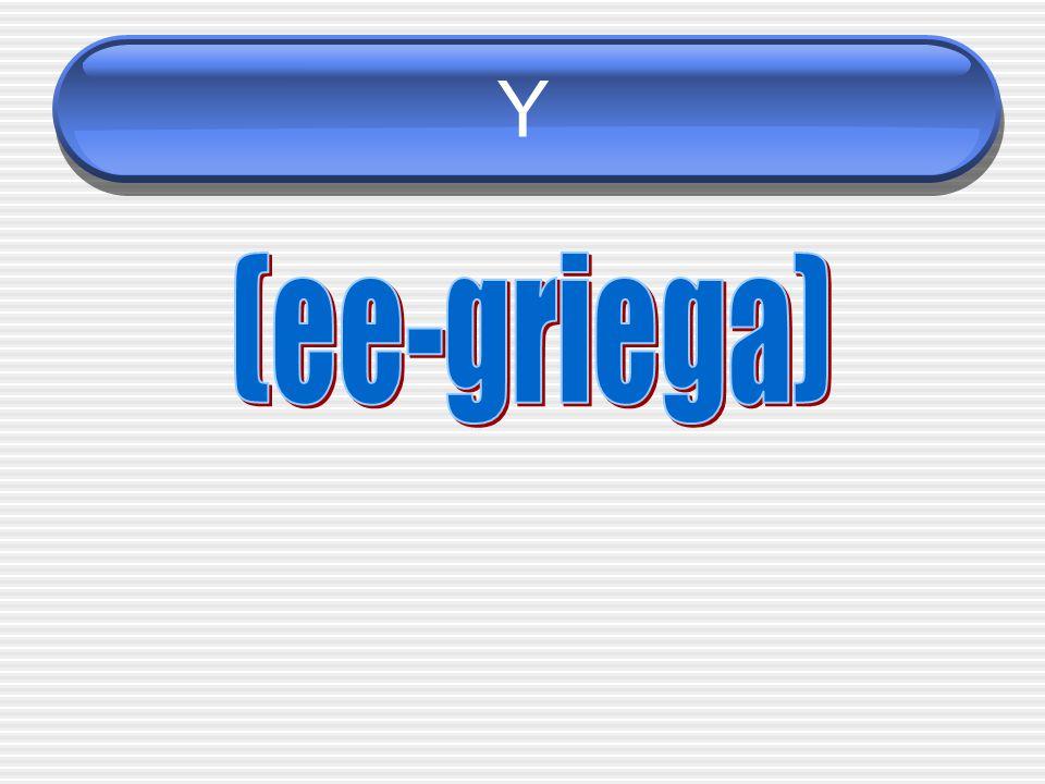 Y (ee-griega)