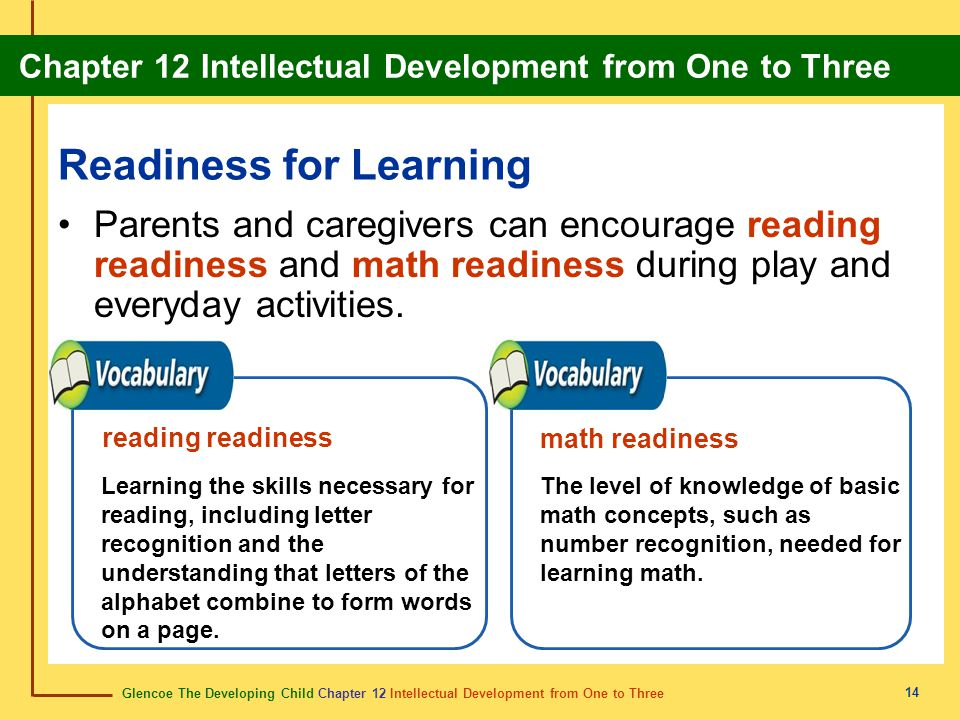 Reading writing and arithmetic readiness for change