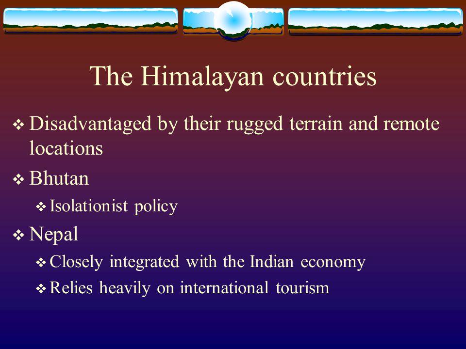 The Himalayan countries
