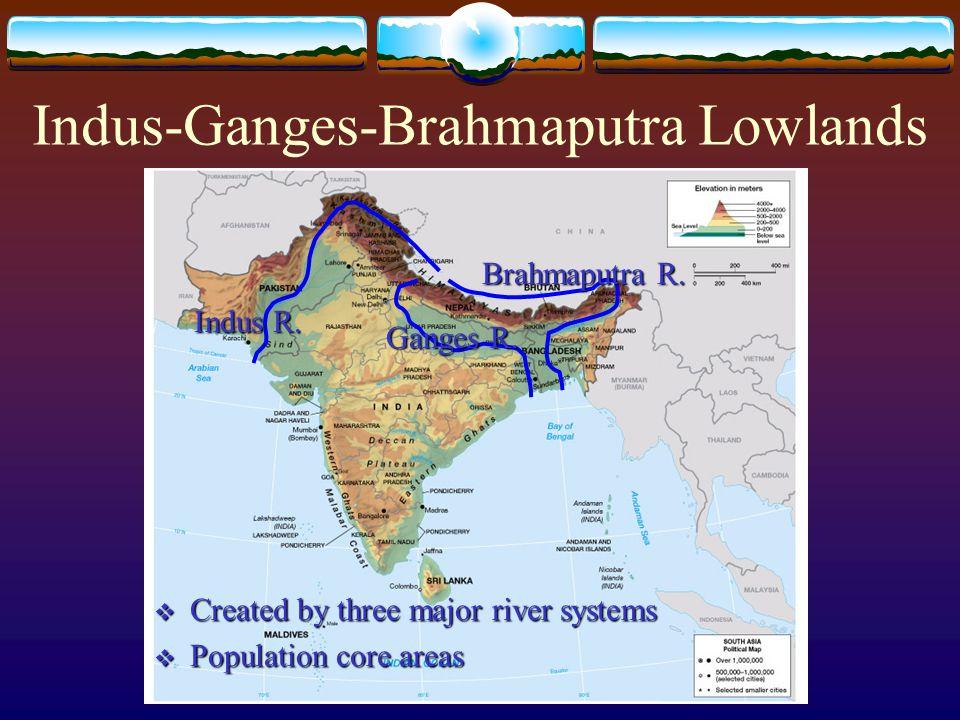 Indus-Ganges-Brahmaputra Lowlands
