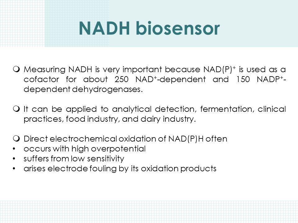 NADH biosensor