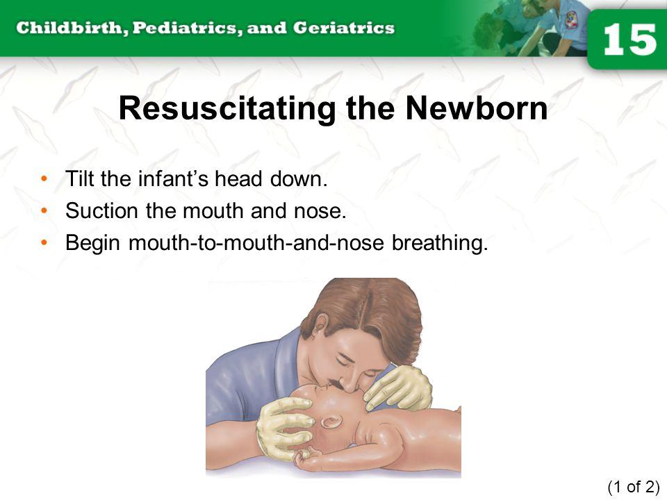 Resuscitating the Newborn