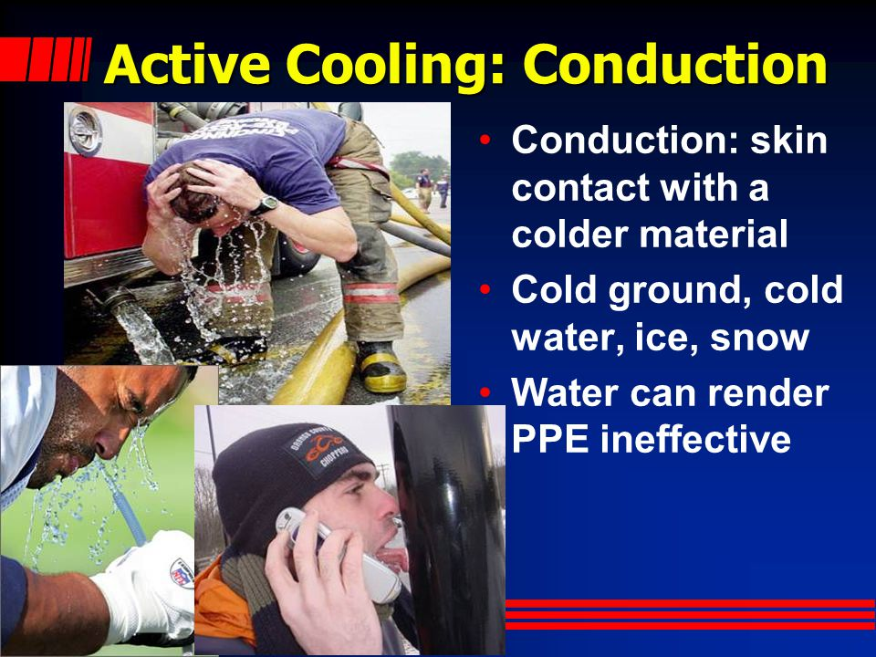 Active Cooling: Conduction