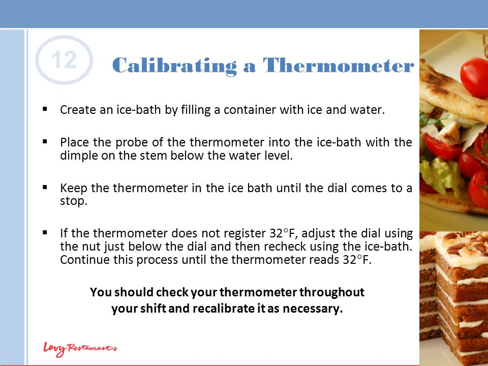 12 Calibrating a Thermometer
