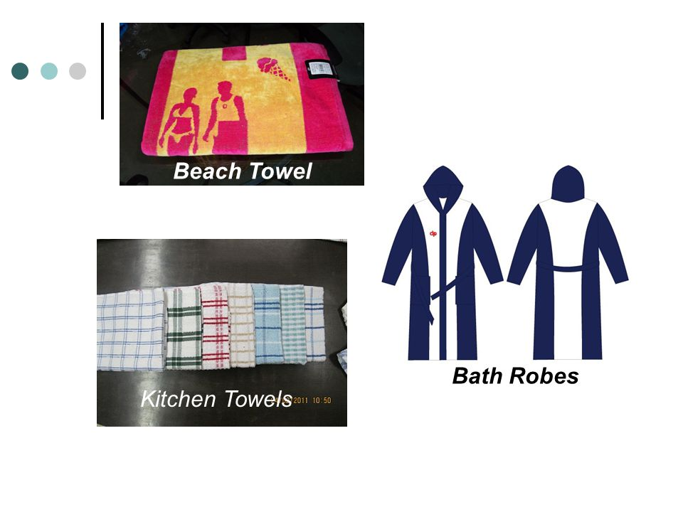 Beach Towel Bath Robes Kitchen Towels