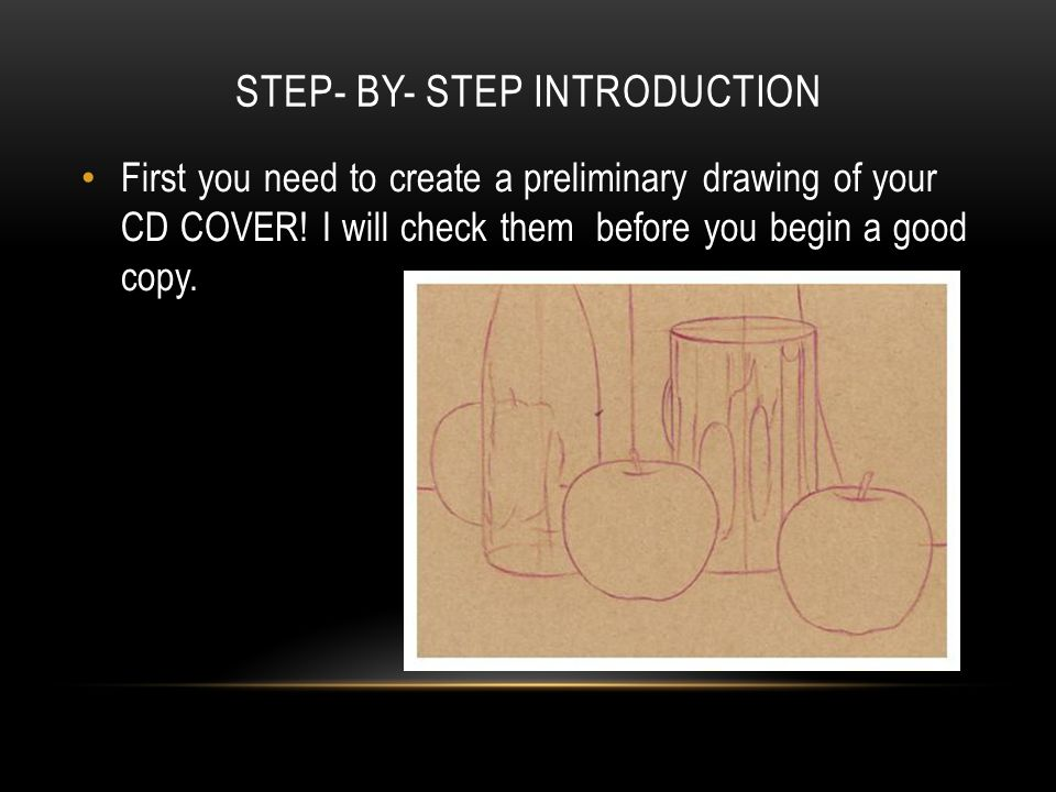 Step- BY- STEP INTRODUCTION