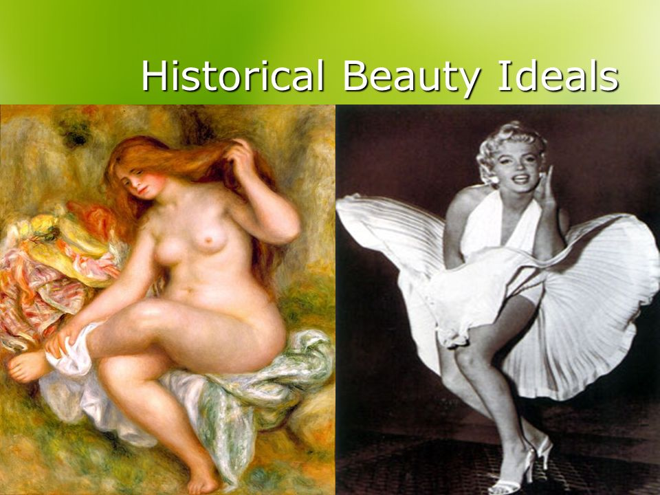 Historical Beauty Ideals