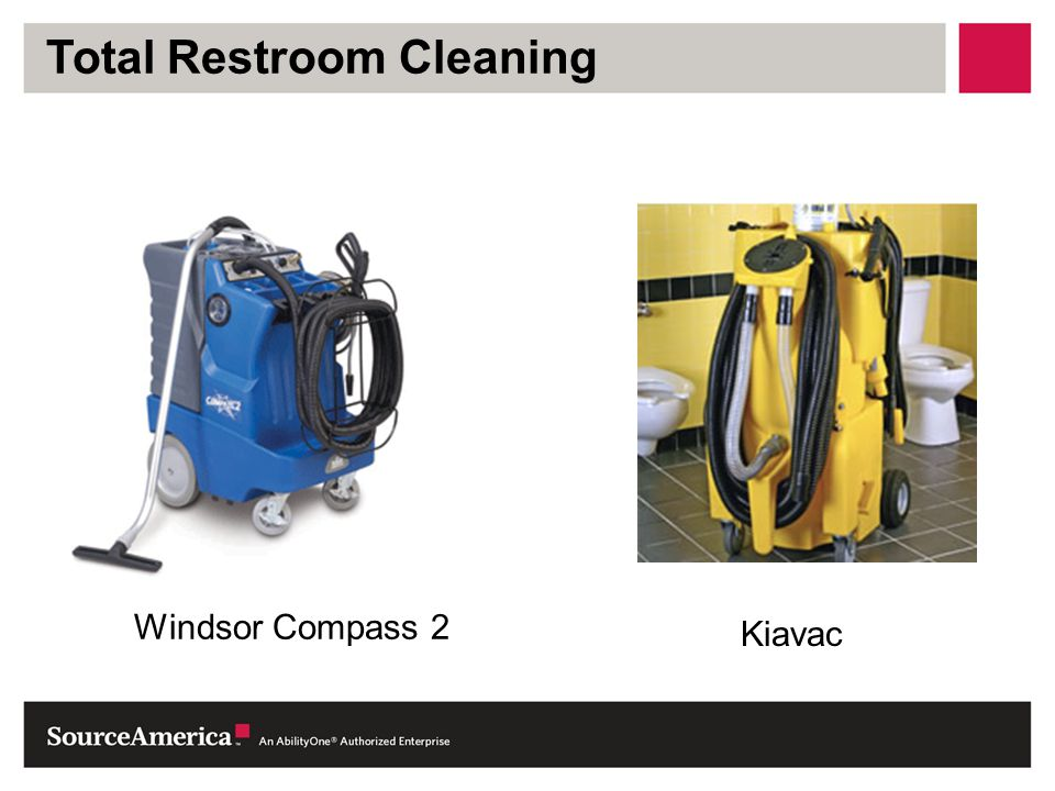 Total Restroom Cleaning