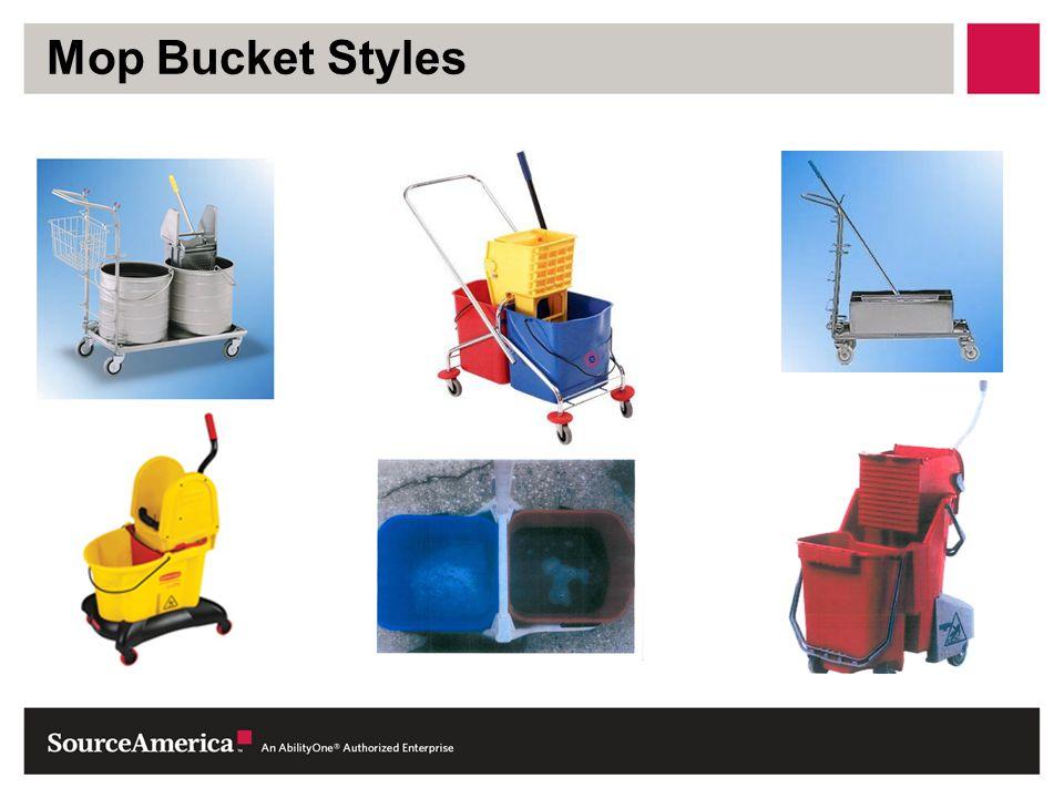 Mop Bucket Styles