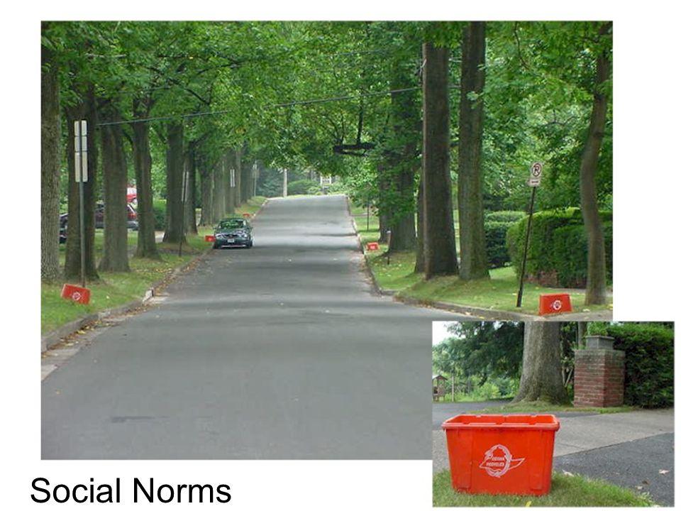 Social Norms Social Norms