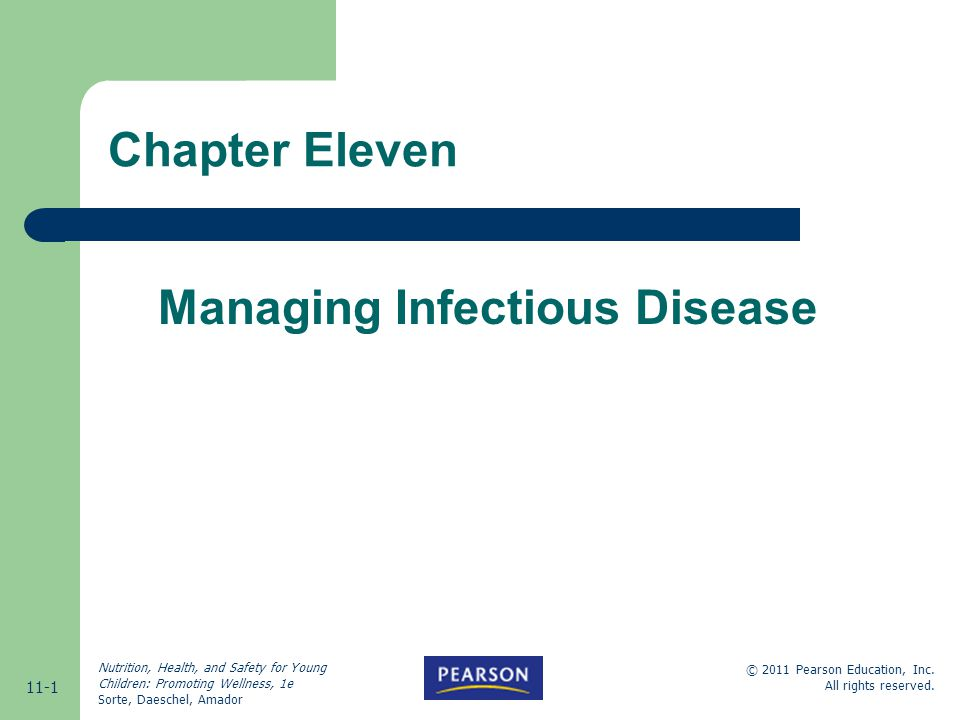 Managing Infectious Disease