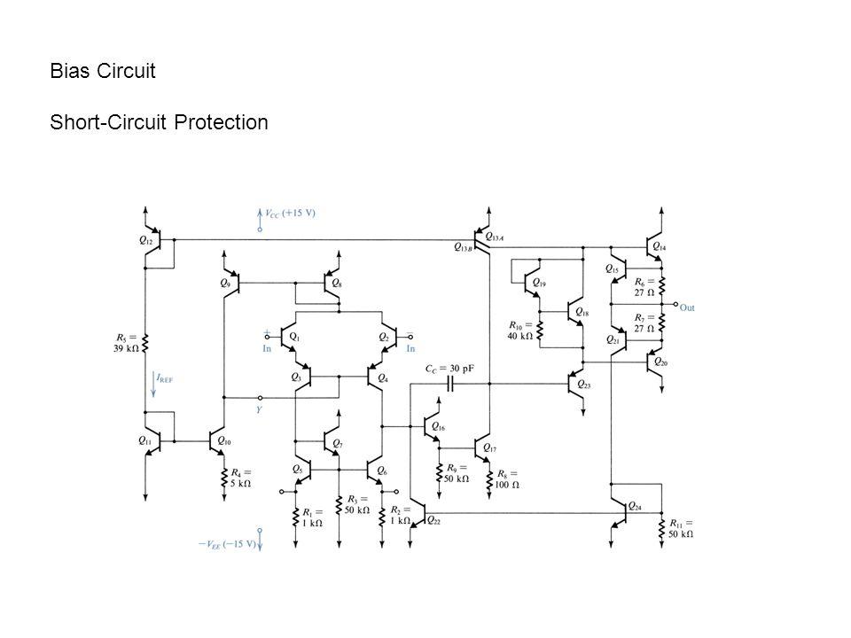 Bias Circuit Short-Circuit Protection